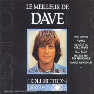 Le Meilleur de Dave - 20 ans de carrière