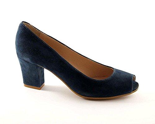 Grunland Bend SC1142 Royale Chaussures en Daim Femme surgit Dcollet