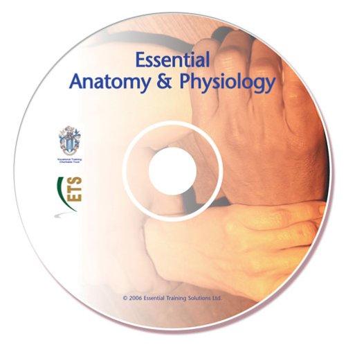 Essential Anatomy & Physiology CD ROM Test