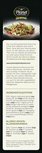 Bio Edamame Fettuccine Vegan, 200g - 4