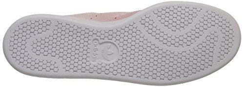 adidas Stan Smith, Scarpe da Corsa Unisex – Adulto Rosso (Tomato St/Ftwr White/Ftwr White)