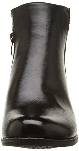 Rieker Y0551-00, Bottes Classiques femme Noir