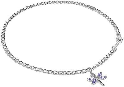 Tuscany Silver 8.22.6635 - Tobillera de plata de ley (925/1000)