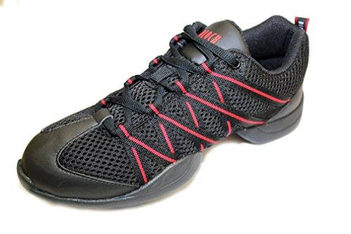 bloch-524-red-criss-cross-sneaker-65-uk-95-us