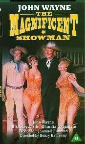The Magnificent Showman (John Wayne) [DVD]