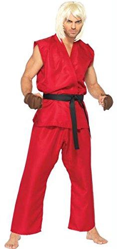 Street Fighter Ken Ad Med Lg