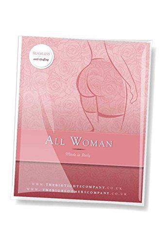All Woman Damen Taillenslip Gr. 34 DE/36 DE, Schwarz - 8