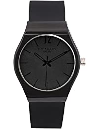 Giordano Analog Grey Dial Men's Watch-1656-BA