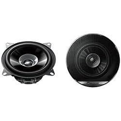 Pioneer TS-G1010F Haut-parleur de voiture 2 voies - Noir