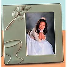 Portafotos PERSONALIZADOS para comunión marcos 7x10cm GRABADOS (pack 6 unidades) niño o niña para