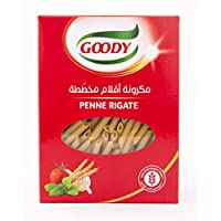 Goody Penne Rigate Pasta in a Box Shape No. 31, 500 gm