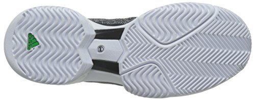 adidas Asmc Barricade Boost, Chaussures de Tennis Femme, Noir/Blanc Diverses couleurs (Black (Noir / Noir / Blanc))