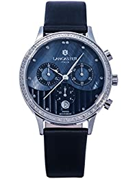 Reloj Lancaster Italy - Mujer OLA0674L/SS/NR/NR