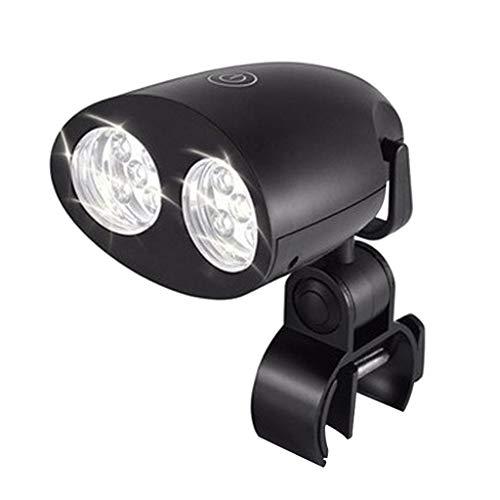 B Blesiya Grilllicht BBQ Licht mit Touch Sensor, Batteriebetrieb, Für Camping/Grill / Angeln/Küche, aus hitzebeständigem Material
