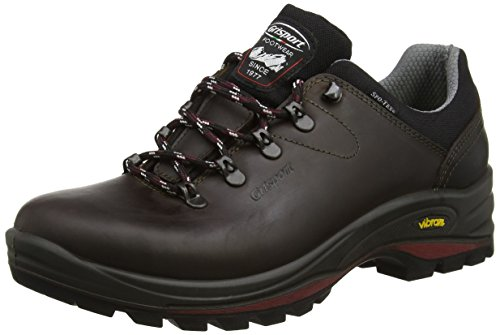 Grisport Unisex Adult Dartmoor GTX Low Rise Hiking Boots 1