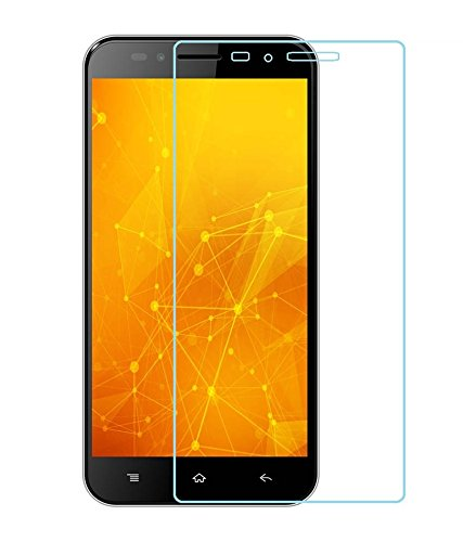 RSC POWER+ 0.3Mm Pro, Tempered Glass Screen Protector For Intex Aqua Turbo 4G  available at amazon for Rs.109