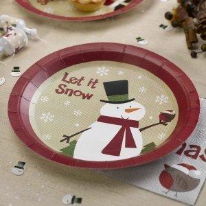 Let it Snow Schneemann