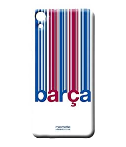 Barca Decoded - Sublime Case for HTC Desire 826