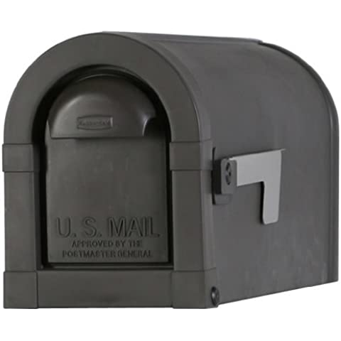 Rubbermaid MB550BZ1 Georgian Manor Bronze Mailbox by Rubbermaid