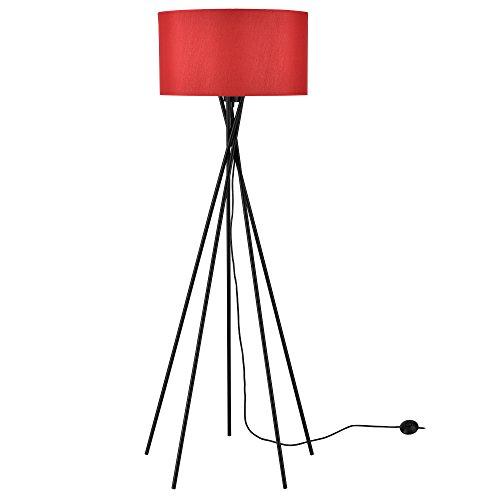 Lux.Pro Élégante lampe sur pied pour salon