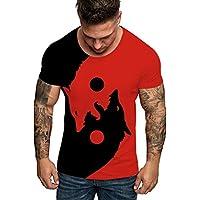 Rabbiter Camisetas Unisex de con Estampado 3D Gráficos Divertidos con Cuello Redondo Camisetas de para Hombres Mujeres
