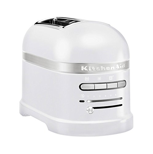 Price comparison product image Kitchen Aid Toaster Artisan 2 compartments Frosted Pearl