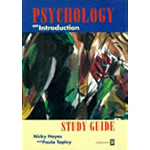 Psychology: Study Guide: An Introduction