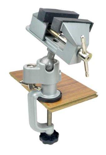 Feinmechaniker Schraubstock mit Kugelgelenk 75 mm