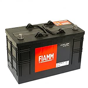 Batterie fiamm cyclop ehd 12v 110ah 850a
