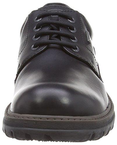 Camel Active - Scandinavia Gtx 15, Chaussures À Lacets Pour Homme Noir  (noir) ... f06544c75f09