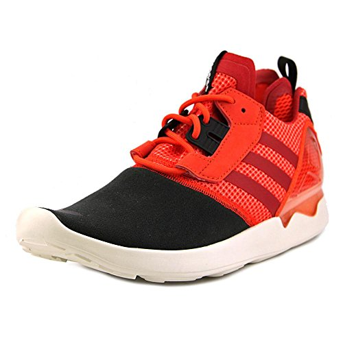 Adidas ZX 8000 Boost Synthétique Chaussure de Course Semi Solar Red