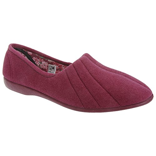 GBS Audrey - Chaussons - Femme Rouge