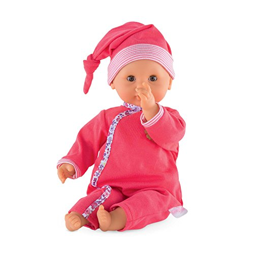 Corolle–fpj91–Puppe Baby Câlin 1001Blumen (Corolle Baby Puppe)
