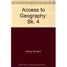 Access to Geography: Bk. 4