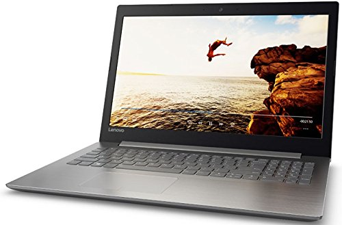 Lenovo Ideapad 320-15IKBRA Portatile con Display da 15.6'' FHD TN AG 200N, Processore Intel I7-8550U, RAM 8 GB, HDD 1 TB, Scheda Grafica AMD Radeon 530M 2G DDR5, Windows 10, Platinum Grey