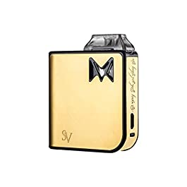 Smoking Vapor SV Mi-Pod Starter Kit (Metall Gold)
