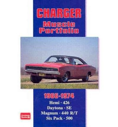 [(Dodge Charger Muscle Portfolio 1966-1974)] [Author: R. M. Clarke] published on (February, 1995)