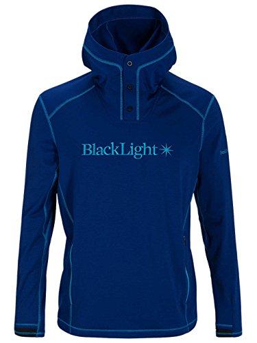 Pull à capuche Peak Performance Black Light Homme Bleu - Bleu électrique