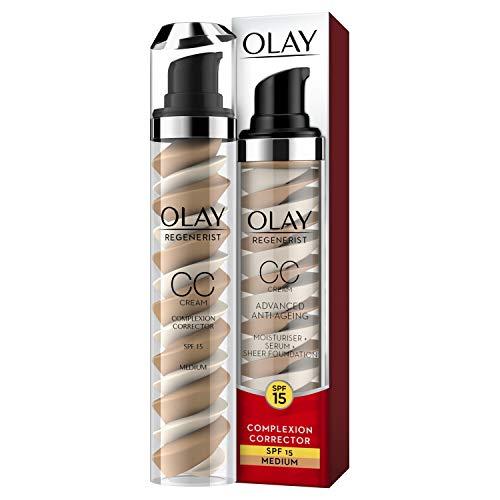 Olay Regenerist Complexión Corrector CC Cream SPF