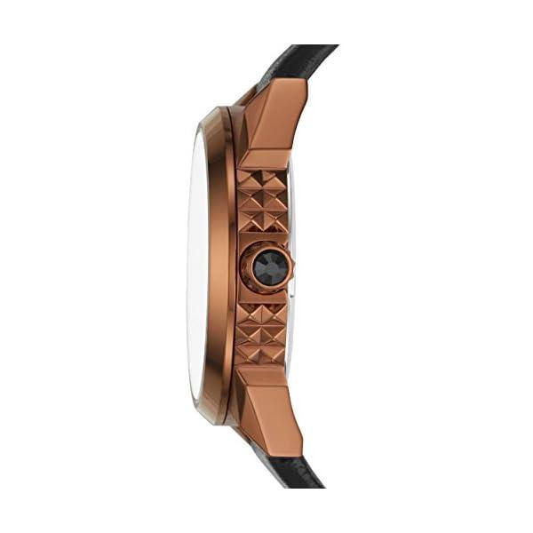 Diesel Reloj Analogico para Mujer de Cuarzo con Correa en Cuero DZ5559