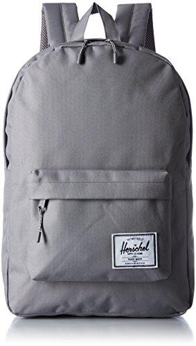herschel-10001-00006-classic-backpack-rucksack-1-liter-grey