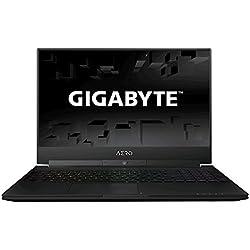 GIGABYTE Aero 15X Ordinateur Portable Ecran : 15.6 Pouces Intel Core i7 8750H 4.2 Ghz 16 Go Ram 512 Go SSD NVIDIA GeForce GTX 1070 8Go GDDR5 Windows 10 Pro Anthracite