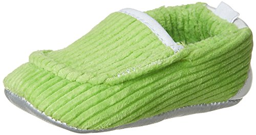 Bootie Pie Unisex Loafer Pie Green Booties - 3 UK/India (19 EU)(BPLP47L)