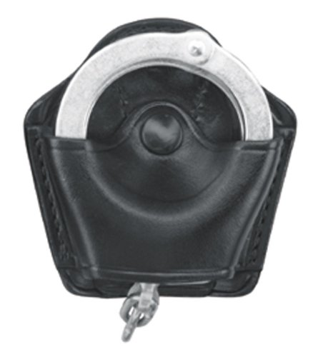 Gould & Goodrich B840 Gold Line Handcuff Case With Belt-Loop - Black