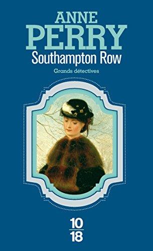 Southampton Row par Anne PERRY