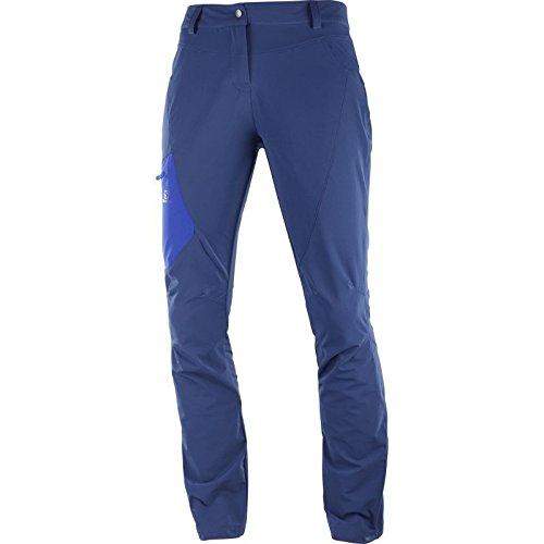 Salomon Wayfarer Utility W Short Pantaloni corti, donna Blu medievale