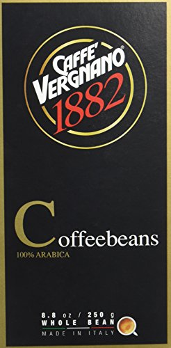 Caffè Vergnano 100% Arabica Coffee-Beans 250 g