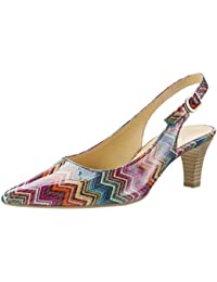 Gabor Shoes Fashion, Zapatos de Talón Abierto para Mujer
