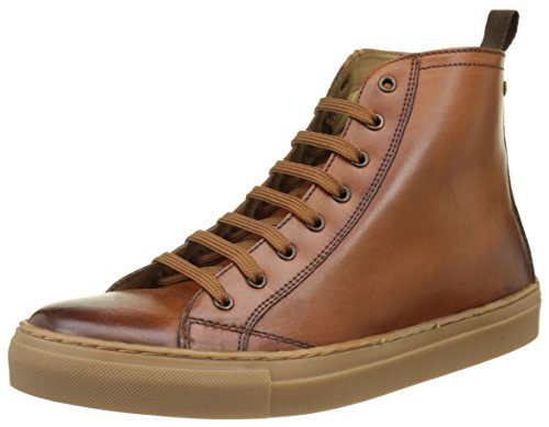 Base London Russell, Baskets Hautes Homme
