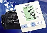 Gurin Bpm-110 Automatic Blood Pressure Monitor With Easyfit Cuff